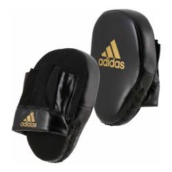 Adidas Speed Coach Mitts Black Gold Paar
