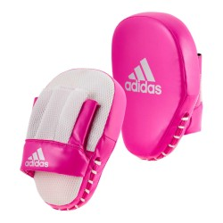 Adidas Speed Coach Mitts Pink Silver Paar