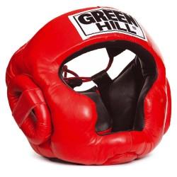 Green Hill Super Kopfschutz Rot
