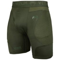 Venum G-Fit Compression Short Khaki