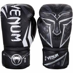 Venum 0074 3.0 Boxing Gloves Black White