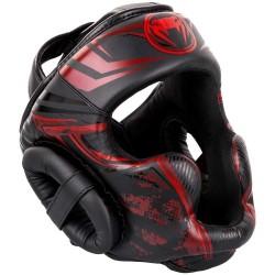 Venum 0074 3.0 Headguard Black Red