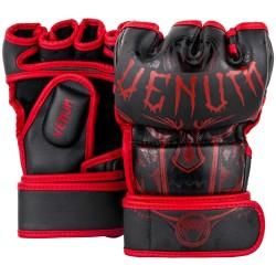 Venum 0074 3.0 MMA Gloves Black Red