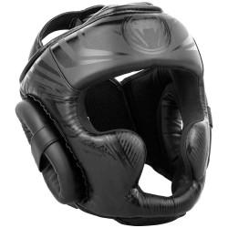 Venum 0074 3.0 Headgear Kopfschutz Matte Black