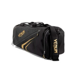 Venum Trainer Lite Evo Sports Bag Black Gold
