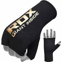 RDX Innenhandschuh schwarz gold