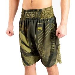 Venum Commando Boxing Shorts Loma Edition Khaki