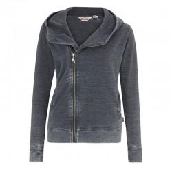 Lonsdale Portbury Damen Zip Sweater