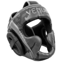 Venum Elite Kopfschutz Black Dark Camo