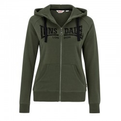 Lonsdale Cherington Damen Zip Sweater