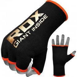 RDX Innenhandschuh schwarz orange