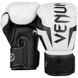 Venum Elite Boxhandschuhe White Camo