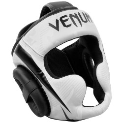 Venum Elite Kopfschutz White Camo