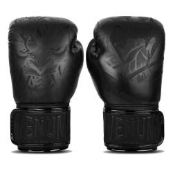 Venum Devil Boxhandschuhe Black Black