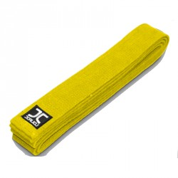 JCalicu JC-7003 Gürtel Gelb 4cm