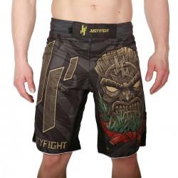 Justyfight Tiki MMA Shorts