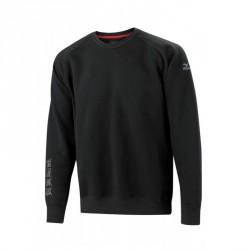 Mizuno Sweatshirt M13 Schwarz