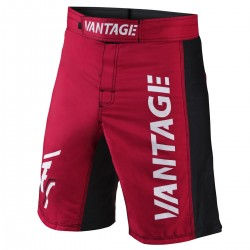 Vantage Combat Team Fightshorts Red