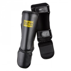 Benlee Guardian Instep Shin Guards Black