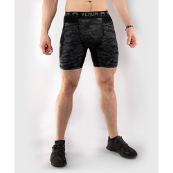 Venum Defender Kompression Short Dark Camo