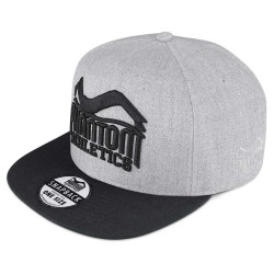 Phantom Athletics Cap Team Grey Black