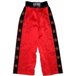 Kickboxhose Rot