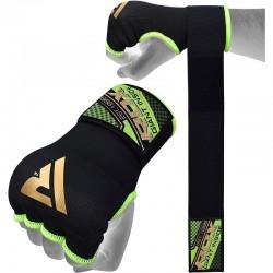 RDX Gelbandage schwarz grün