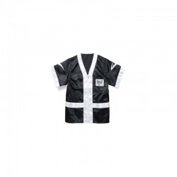 Everlast Satin Corner Jacket Black White 4390