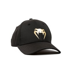 Venum Club 182 Cap schwrz gold