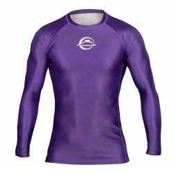 Fuji Baseline Rashguard Purple