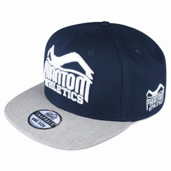 Phantom Athletics Cap Team Navy Grey