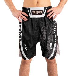 Venum Arrow Loma Signature Collection Boxhose schwarz weis
