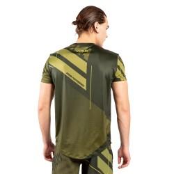 Venum Loma Commando Dry Tech Shirt Khaki