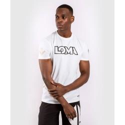 Venum Loma Edition Origins T-Shirt weiss schwarz