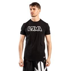 Venum Loma Edition Origins T-Shirt schwarz weiss