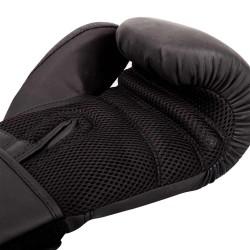 Ringhorns Charger Boxing Gloves Black Black