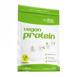 VegiFEEL Vegan Protein 500g Zip Beutel Schoko
