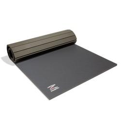 ZEBRA Athletics Tatamimatte zum ausrollen grau