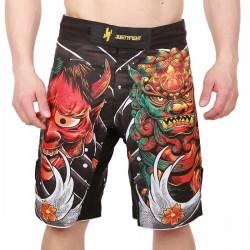 Justyfight Japanese MMA Shorts