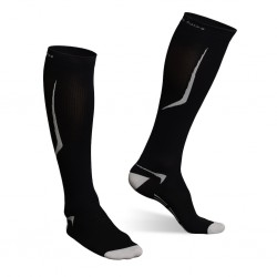 Strammer Max Men Kompression Socken Sports Line Schwarz
