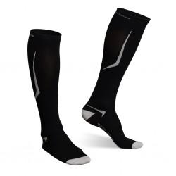 Strammer Max Men Kompression Socken Sports Line Schwarz