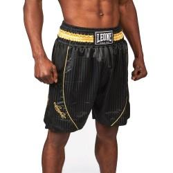 Leone 1947 Boxerhose Premium schwarz