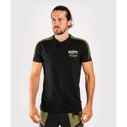 Venum Cargo T-Shirt schwarz grün