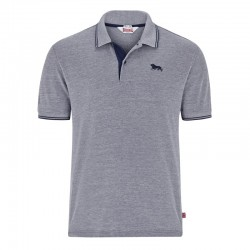 Lonsdale Dyce Herren Slim Fit Poloshirt