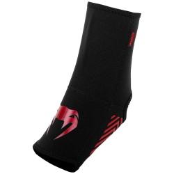 Venum Kontact EVO Foot Grips schwarz rot