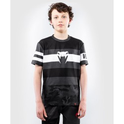 Venum Bandit Dry Tech Shirt Kids schwarz grau