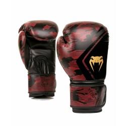 Venum Contender 2.0 Boxhandschuh Defender schwarz rot