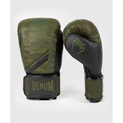 Venum Trooper Boxhandschuh waldcamo schwarz