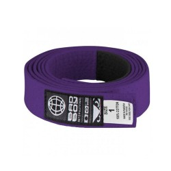 Bad Boy BJJ Belt Purple