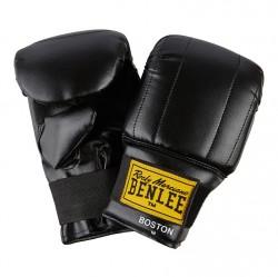 Benlee Art Leather Bag Mitts Black
